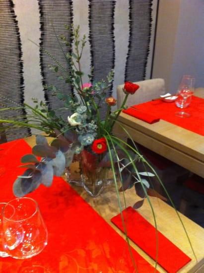 Restaurant Kyoto  - Détail table -
