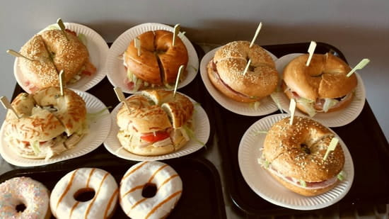 Restaurant : Bagel Store  - Bagels time ! -