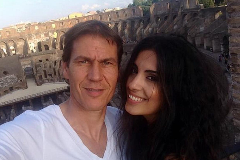 Francesca Brienza : la femme de Rudi Garcia est une passionnée de ...