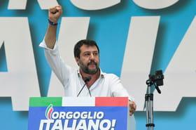 Italie: la droite menée par Salvini bien partie pour s'emparer de l'Ombrie, fief de gauche