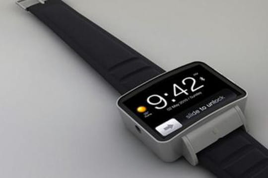 iWatch: à quoi va ressembler la montre d'Apple?