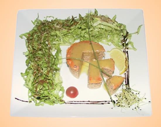 Le Convivial  - Gâteau de thon -   © Nouredine TAMAZIRT