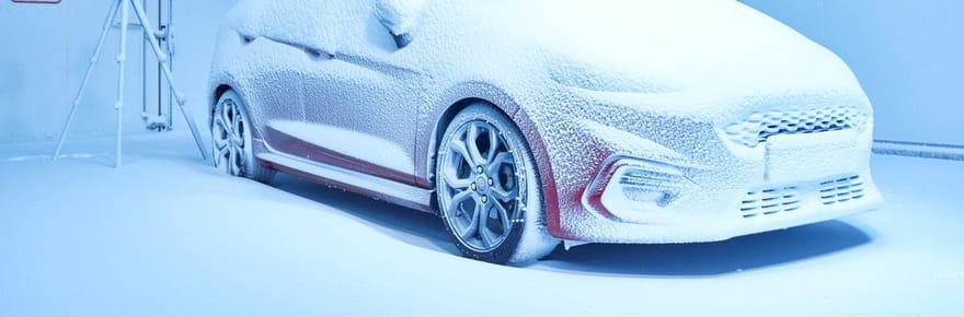 """Comment vos voitures sont testées: Ford nous a ouvert sa """"station météo"""""""