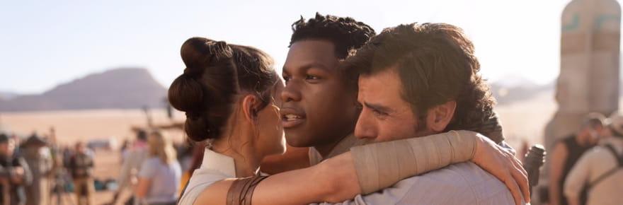 Star Wars: l'épisode 9est terminé, découvrez la dernière photo du tournage