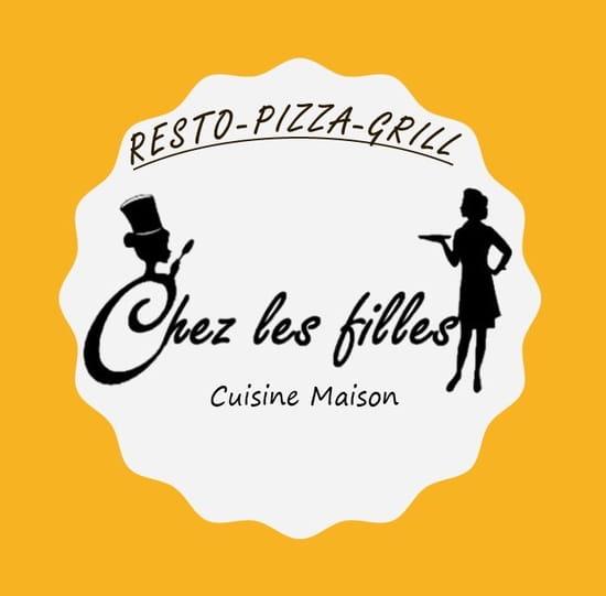 Restaurant : Chez Les Filles  - Rest pizza grill ventes a emporter -   © B
