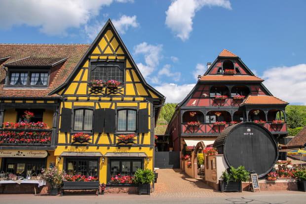 Itterswiller, cité viticole alsacienne
