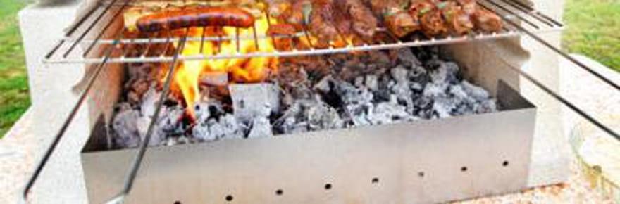 Monter un barbecue fixe en kit
