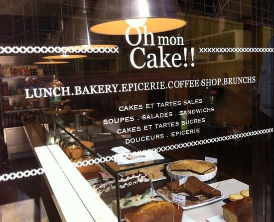 Oh mon Cake !  - Oh mon Cake!! -