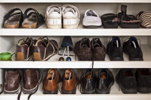 Bien ranger ses chaussures