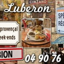 Restaurant : Café restaurant Lou Luberon