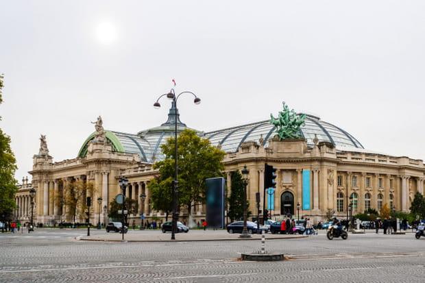 8e: Les Galeries nationales du Grand Palais, Paris