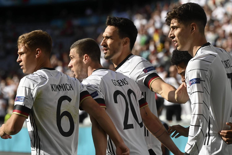 Portugal - Allemagne: festival offensif et victoire de la Mannschaft, le résumé du match