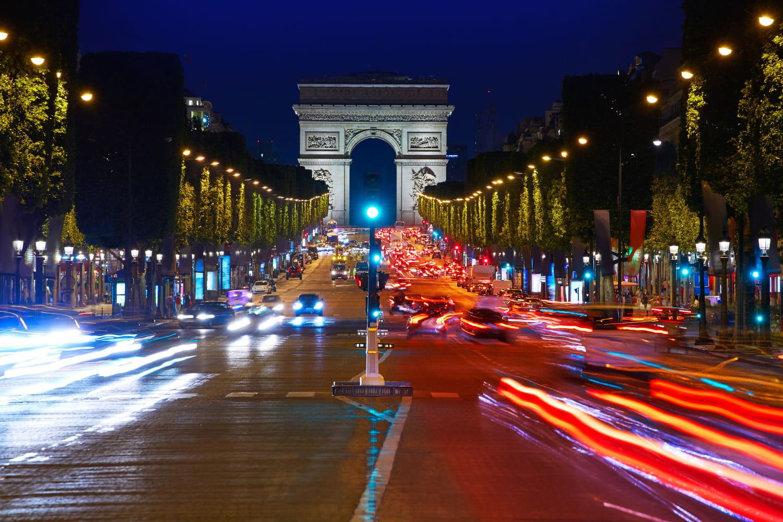Trafic Paris: connaître l'état du trafic en temps réel