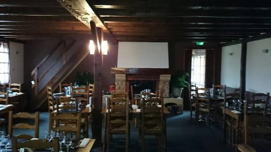 Restaurant : Délices et Papilles  - Salle de restaurant  -