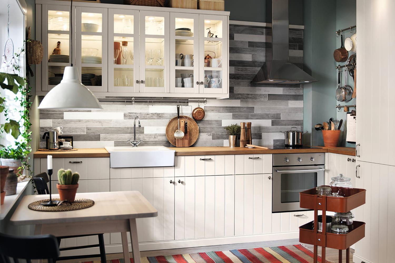 Cuisine IKEA: des cuisines qui donnent envie de mitonner