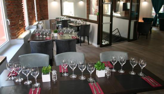Le Grand Zinc  - le restaurant à l'étage -   © x