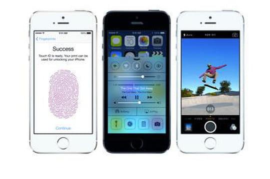 iPhone5S: prix, date de sortie etcaractéristiques
