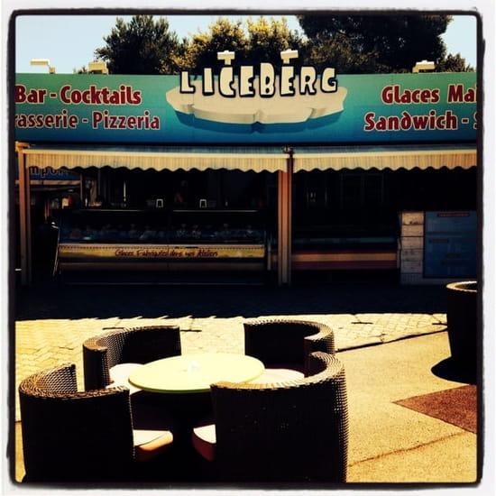 Restaurant : L'Iceberg  - Glacier -
