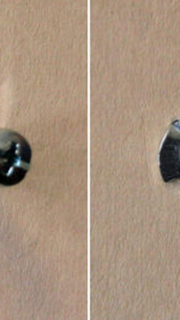 Comment Enlever Une Cheville Placo le mécanisme des chevilles molly®