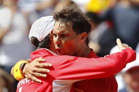 Coupe Davis: un France - Espagne en demi-finale, le tableau