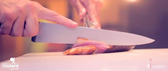Le Bistroquet  - Le bistroquet à Rodez vous propose de délicieuses viandes cuites au feu de bois !  -   © Le Bistroquet Rodez