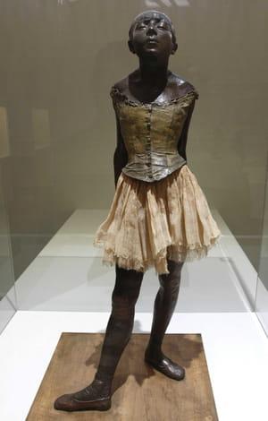 Edgar Degas - La Petite Danseuse de quatorze ans