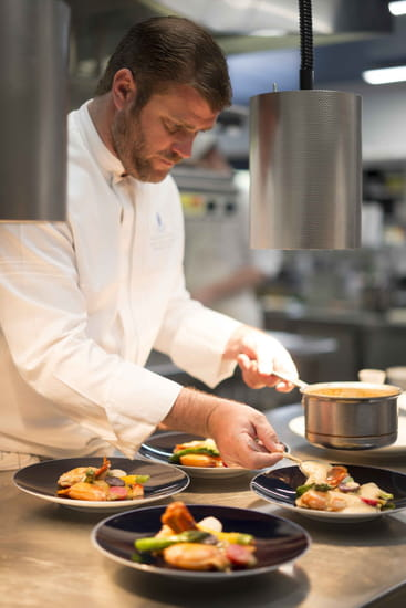 Restaurant Christopher Coutanceau   © Philippe Vaures