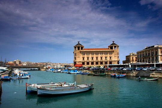 """La plus belle ville """"grecque"""" de Sicile"""