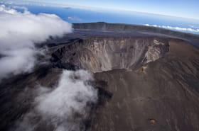 Piton de la Fournaise: vers une éruption, l'alerte 1déployée