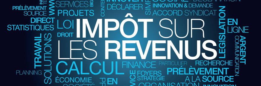 Impôt sur le revenu2021: tranche et calcul