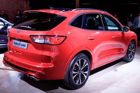 Ford Kuga: quel prix pour le nouveau SUV? [date de sortie]