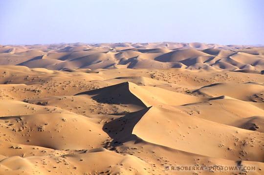Quand le désert murmure à l'oreille de l'homme