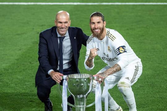 Real Madrid - Villarreal: Zidane champion et ému, le résumé en vidéo