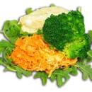 Hina Sushi  - salade mixte -   © Hina Sushi Annecy