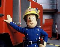 Sam le pompier : L'inauguration de la gare