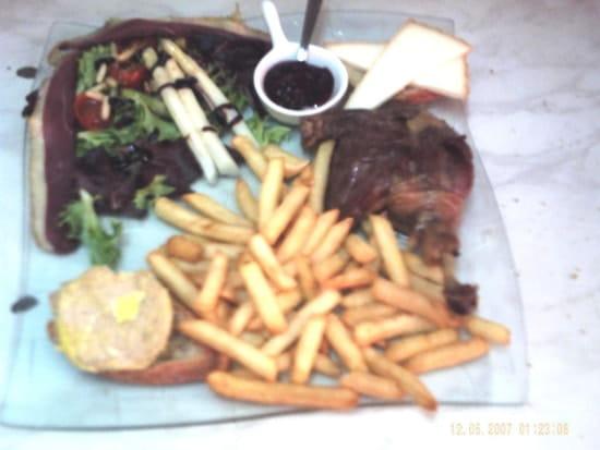 Restaurant L'Escale  - L'Assiette du Pays, une sélection de saveurs landaises -