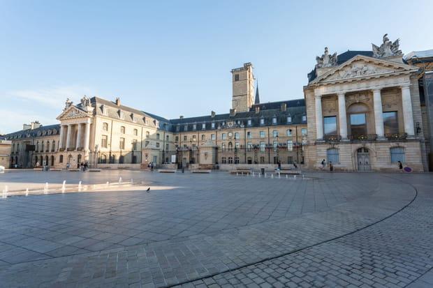 Résultat élection européenne Dijon