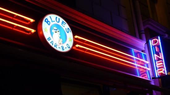 Blues Bar-B-Q