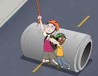 La loi de Milo Murphy : Le chemin des écoliers. - La civilisation souterraine