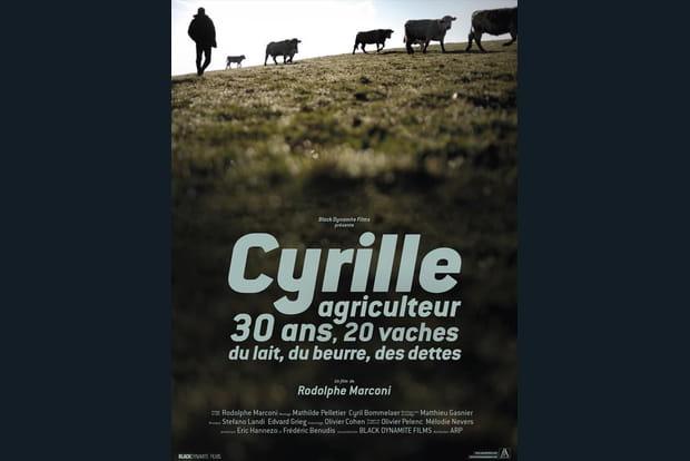 Cyrille, agriculteur, 30ans, 20vaches, du lait, du beurre, des dettes - Photo 1