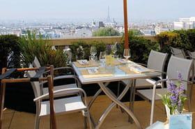 Terrasses parisiennes : où boire un verre en hauteur ?