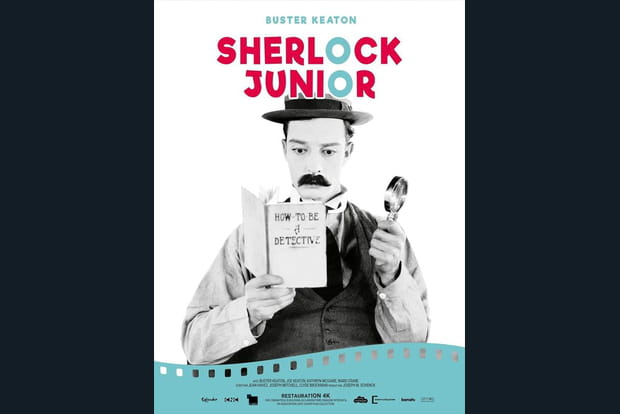 Sherlock Junior - Photo 1