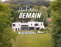 Habitons demain : Maison containers