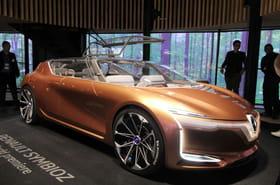 Le concept Renault Symbioz en images