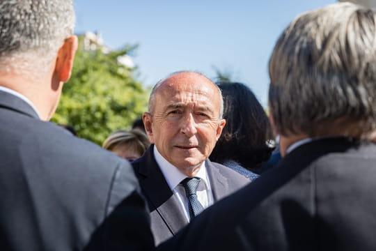 Gérard Collomb: son programme pour les municipales 2020à Lyon