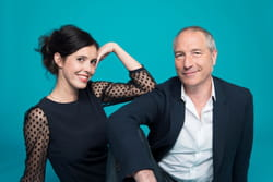 Carole Tolila et Stéphane Marie