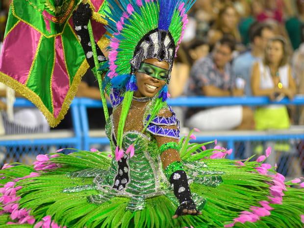 Les plus belles photos du carnaval de Rio 2019