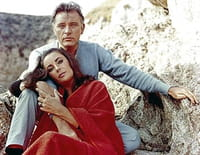 Les couples mythiques du cinéma : Burton-Taylor
