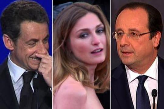 Julie Gayet: Nicolas Sarkozy aucentre del'affaire?