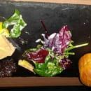 Entrée : Restaurant L'Arlequin  - Foie gras  -